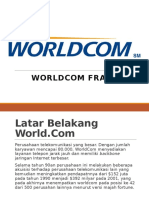 Kasus Skandal Di World.com