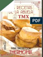 Cocina - Thermomix - Tm31 - Las Recetas De La Abuela Tmx - Nº 2.pdf