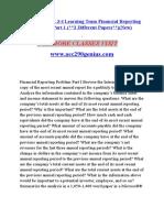 ACC 290 GENIUS EDUCATION EXPERT / acc290genius.com