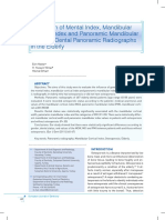evaluasi panoramic osteoporosis