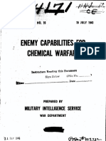 (1943) (Special Series No. 16) Enemy Capabilities for Chemical Warfare