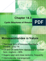 Ch_14_Cyclic Structures of Monosaccharides