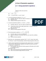 Using Parametric Equations Exercise.pdf