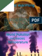 Global Warmingg Dakala