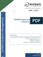 Guide SGES Premier Semestre 2009-2010