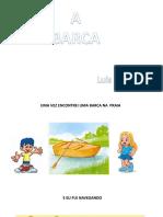 A Barca Luis Pescetti Com Ilustrações