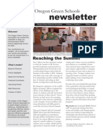 Oregon Green Schools Newsletter, Winter 2003