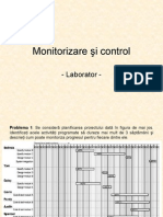 Monitorizare Si Control (Lab)