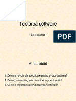 Testarea Software (Lab)