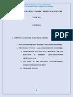 CLASE N°2 Fuentes legales Derch. Minero 2016 (1)