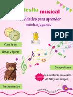 Calesita Musical - Revista Nº1