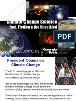 Judith Curry - Climate Change Presentation, draft version, 10 May 2016