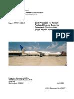 JP007P - Airport Best Practices Manual