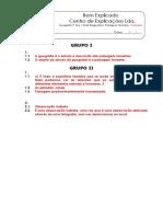 A.1 - Teste Diagnóstico - Paisagens Terrestres (1) - Soluções