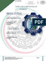 Problemática de Las Redes Sociales PDF