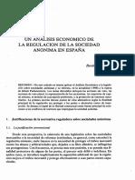Dialnet-UnAnalisisEconomicoDeLaRegulacionDeLaSociedadAnoni-785515
