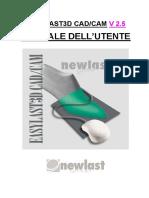 Easylast3D 2.5 Manuale