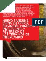 Nuevo Bandung-China en África