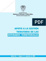 Manual - Prescripcion de Obligaciones Del Impuesto Predial