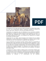 Burguesia y Socialismo
