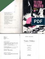 PISCATOR, Erwin - O teatro político.pdf