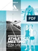 The 2016 adidas BOOST Athletics Meeting