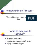 Ao2d Recruitment Process