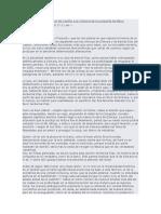 Las Críticas de Bernal Díaz Del Castillo a La