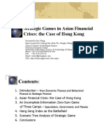 Wang-Strategic Games in Asian Financial Crises