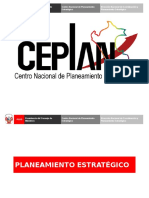 Expo 01 - Planeamiento Estratégico CEPLAN