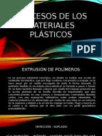Procesos Material Plastico