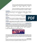 Actividades Economicas en Argentina