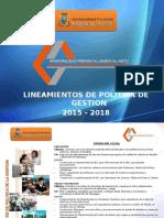Expo 00 - Plan de Gestión 16-01-2015
