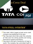 Tata Corus Deal