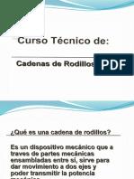 Curso Tecnico de Cadenas