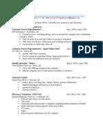 Jobswire.com Resume of janderson28
