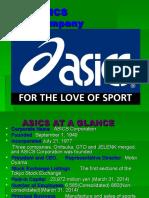 ASICS Company