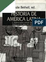 Bethel, Leslie. Historia de América Latina.2. América Latina Colonial. Crítica, 1990