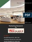 Texmart Research Presentation