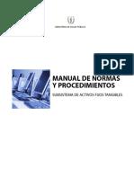 Aft Manual Aprobado Dfc