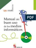 manual buen uso de los medios informáticos