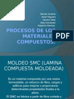 Procesos de Los Materiales Compuestos