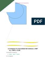 Resolucion Del Gas Metano