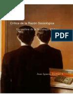 2011 Critica de La Razon Sociologica