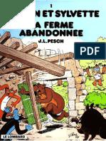 [BD Fr] Sylvain Et Sylvette - 01 - La Ferme Abandonnée (Tonton Bouchetrou)