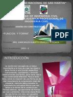 Diseño - Funcion y Forma