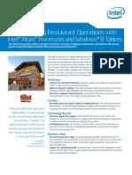Atom Windows Habit Restaurant Study