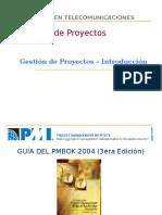 01 Introducción Gestión de Proyectos 4º Ed