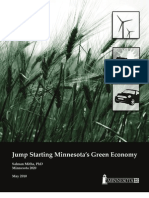 Jump Starting Minnesota's Green Economy