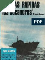 Editorial San Martin - Armas #05 - Lanchas Rapidas. ''Los Bucaneros''